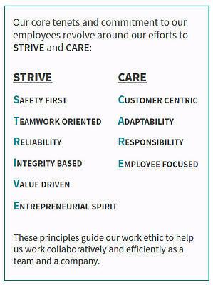 STRIVE CARE