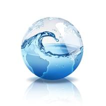Sustainability globe