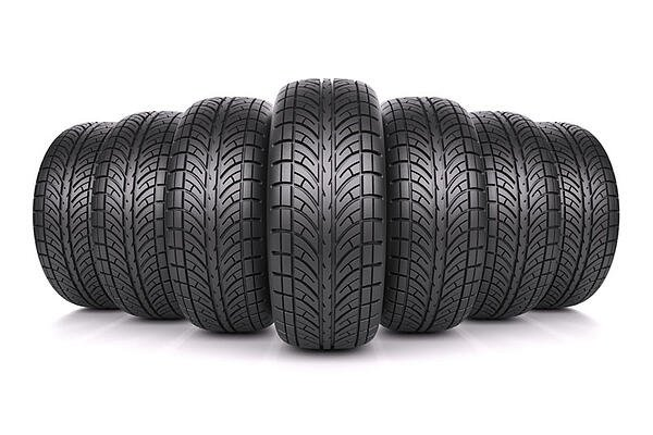 Tires made with whole cut tallow fatty acids